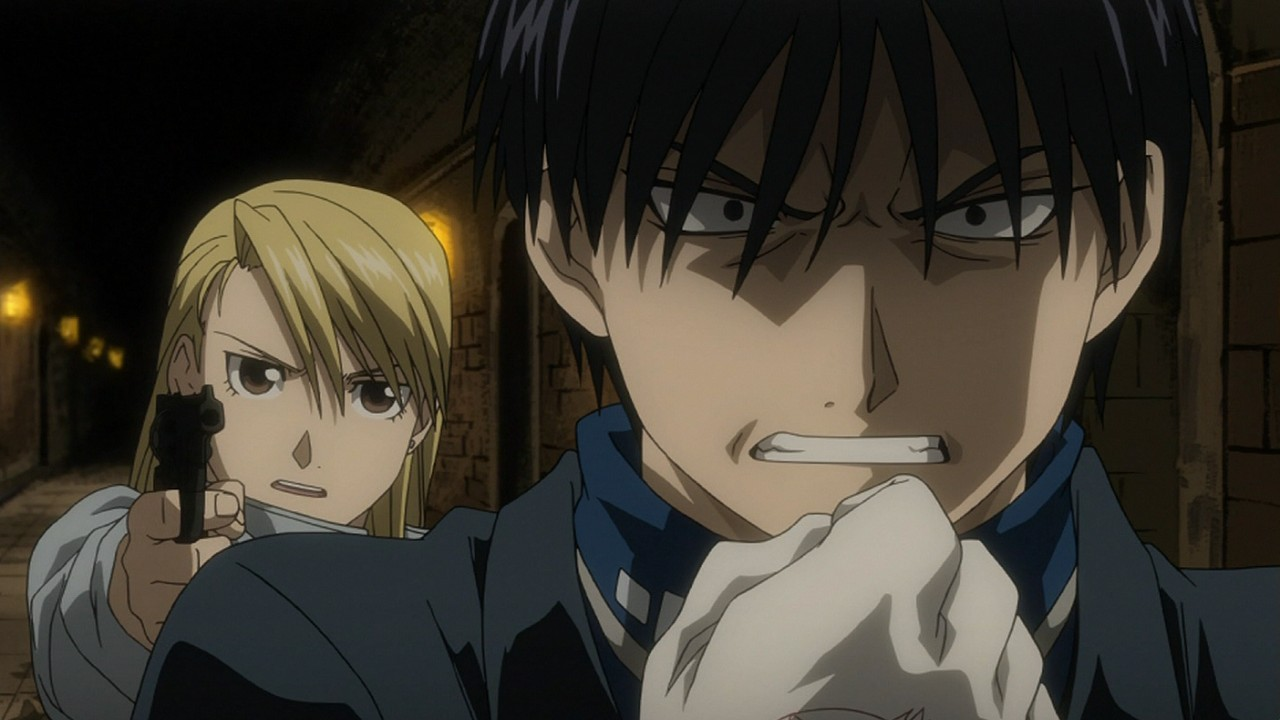 Fullmetal Alchemist Brotherhood Episode 54 - Anime Evo