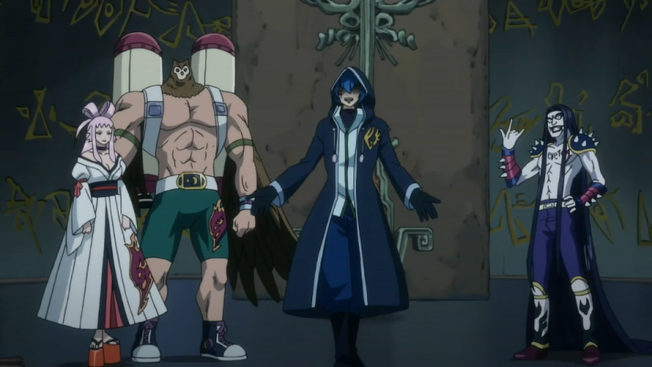 Fairy Tail 36 - Anime Evo