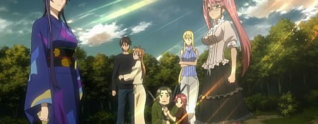 High School Of The Dead Episode 10 Anime Evo