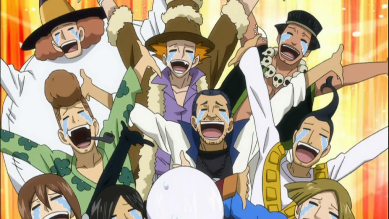 Fairy Tail 96 Anime Evo