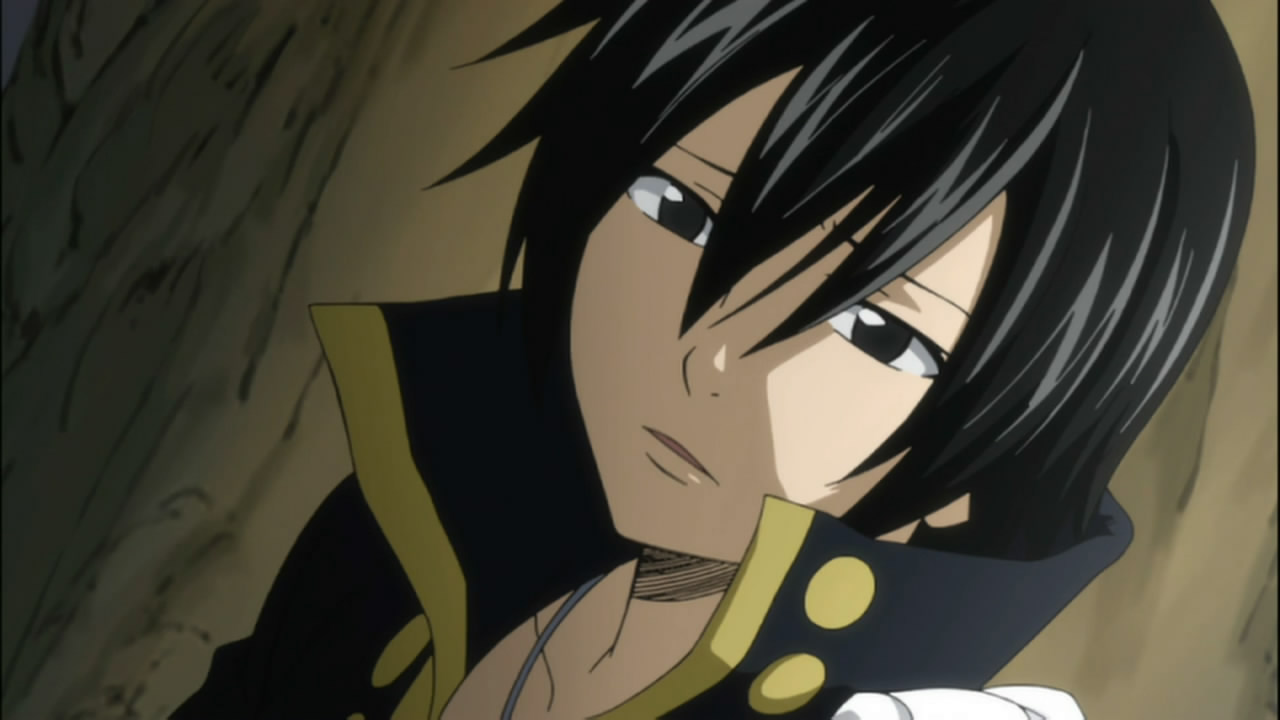 Zeref And Ultear I guess the power of Zeref