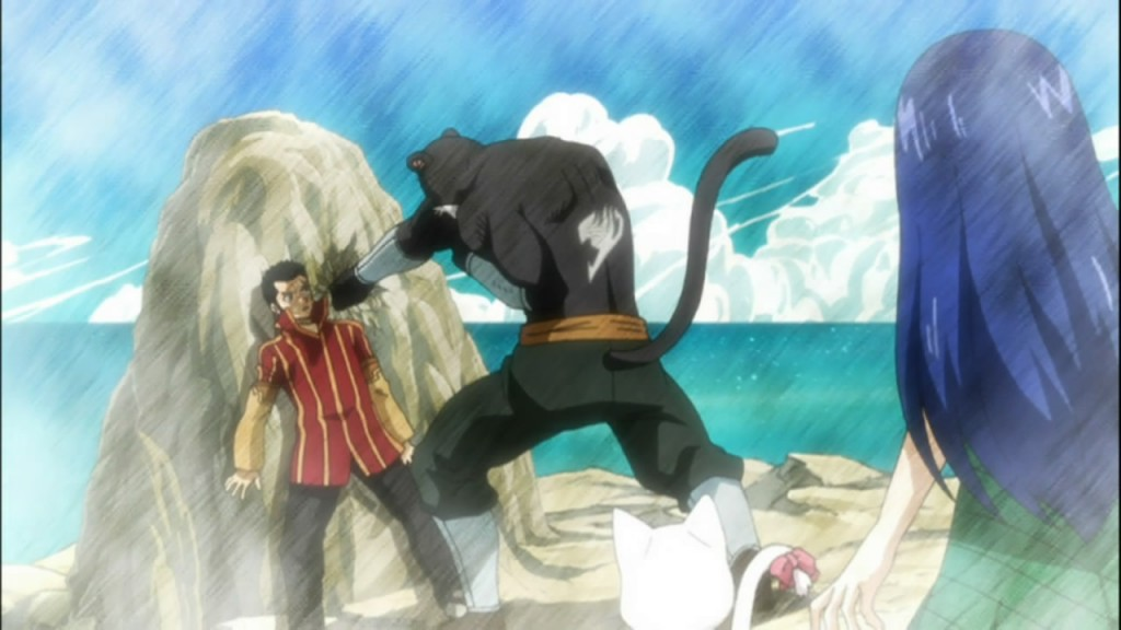 Mest versus panther Lily