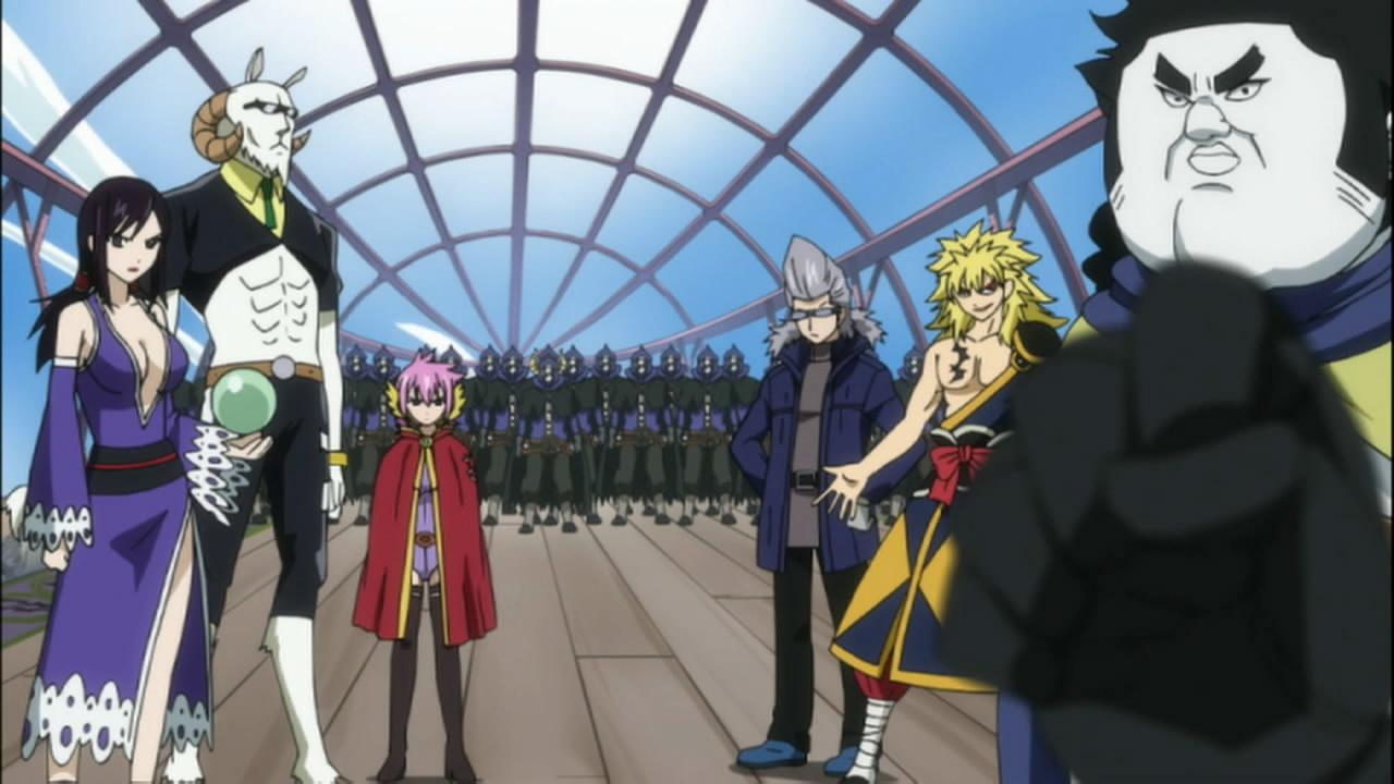 Fairy Tail 101 Anime Evo