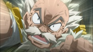 Makarov's angry parent face