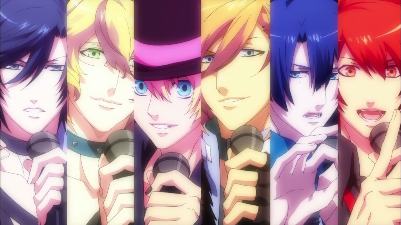 Uta no prince sama dating game