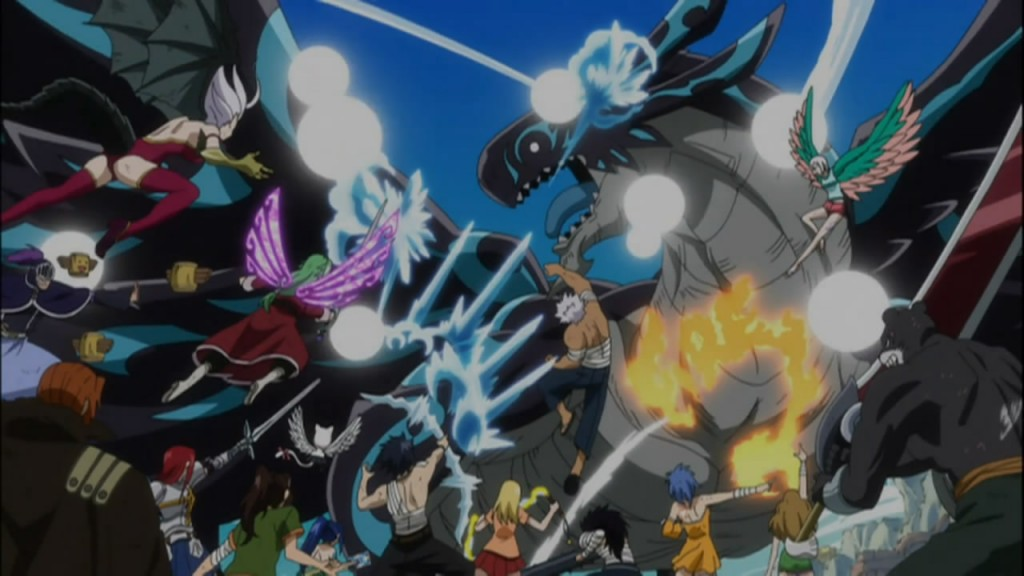 Fairy Tail Attack!
