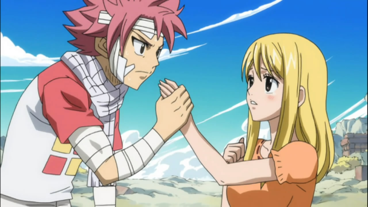Fairy Tail Funny Moments