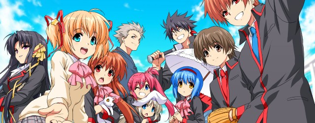 Anime Evo » Little Busters! Anime to be produced by J.C Staff