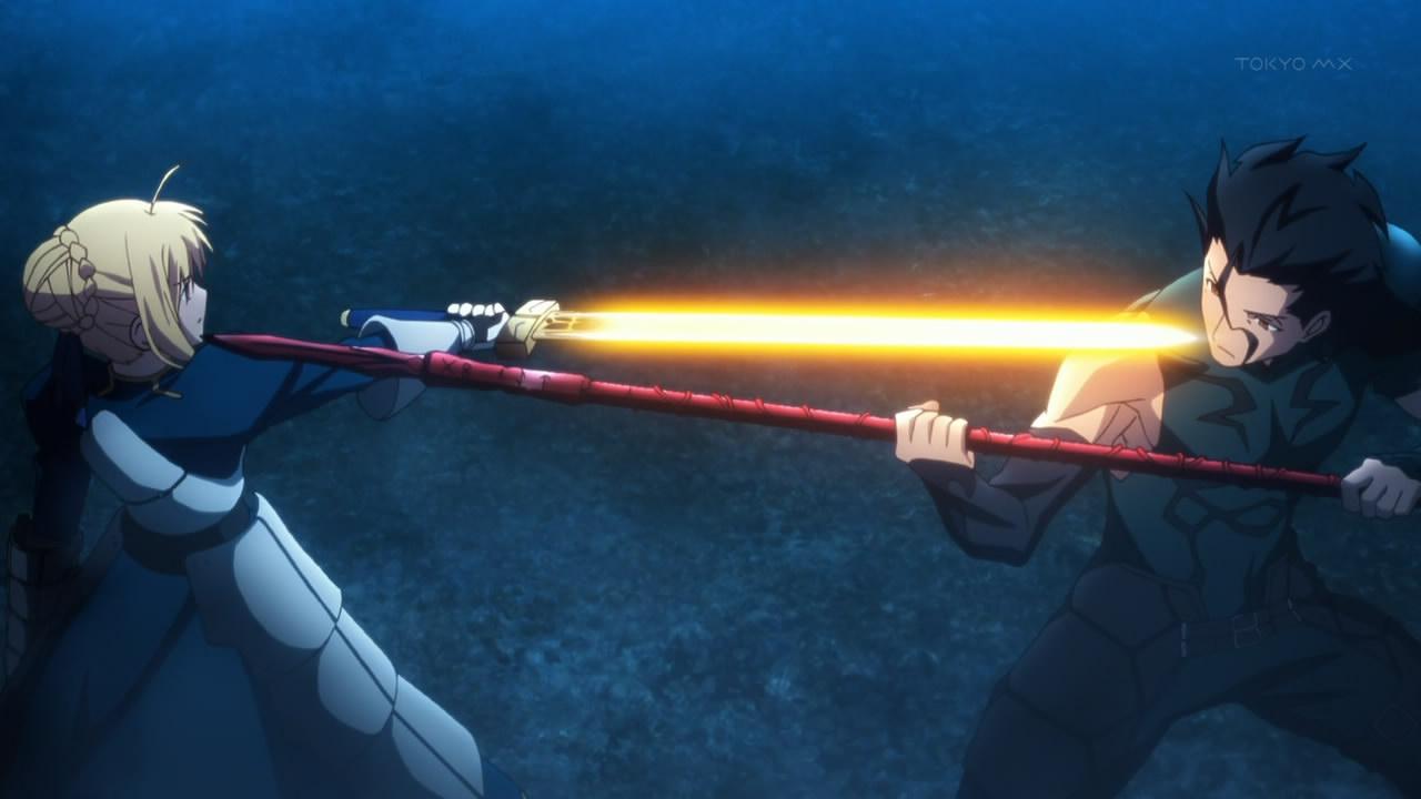 Fate Zero 16 Summary
