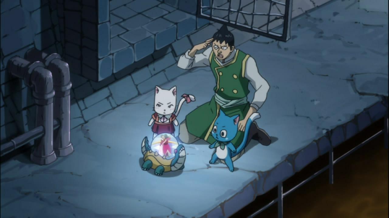 Fairy Tail 125 Anime Evo