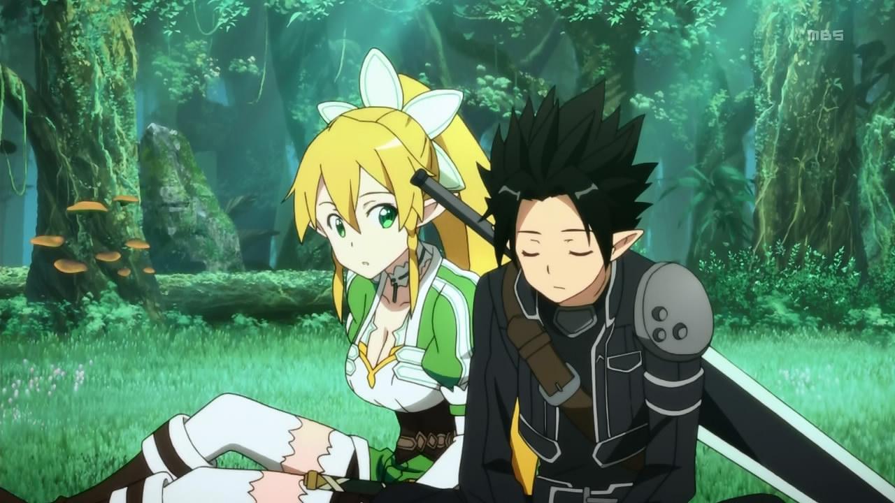 Sword Art Online 18 - Anime Evo