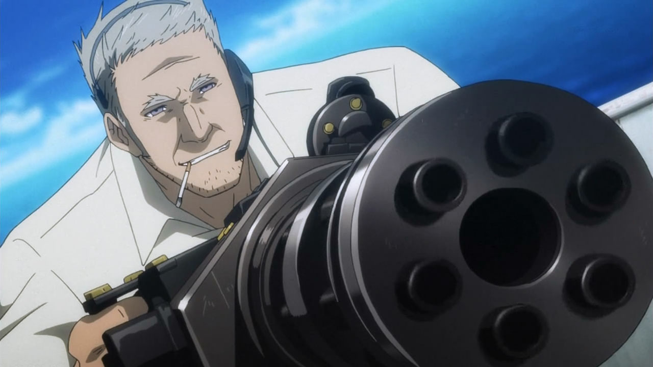 Jormungand Review - Anime Evo