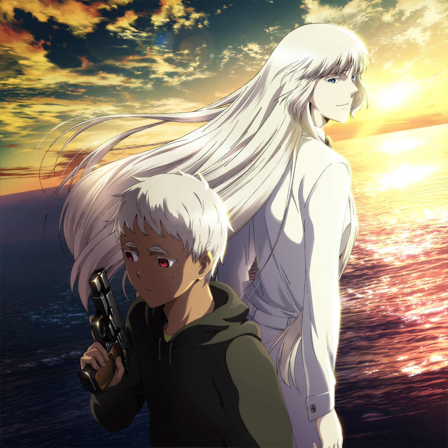 Jormungand Review - Anime Evo