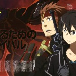 Klien and Kirito Scan