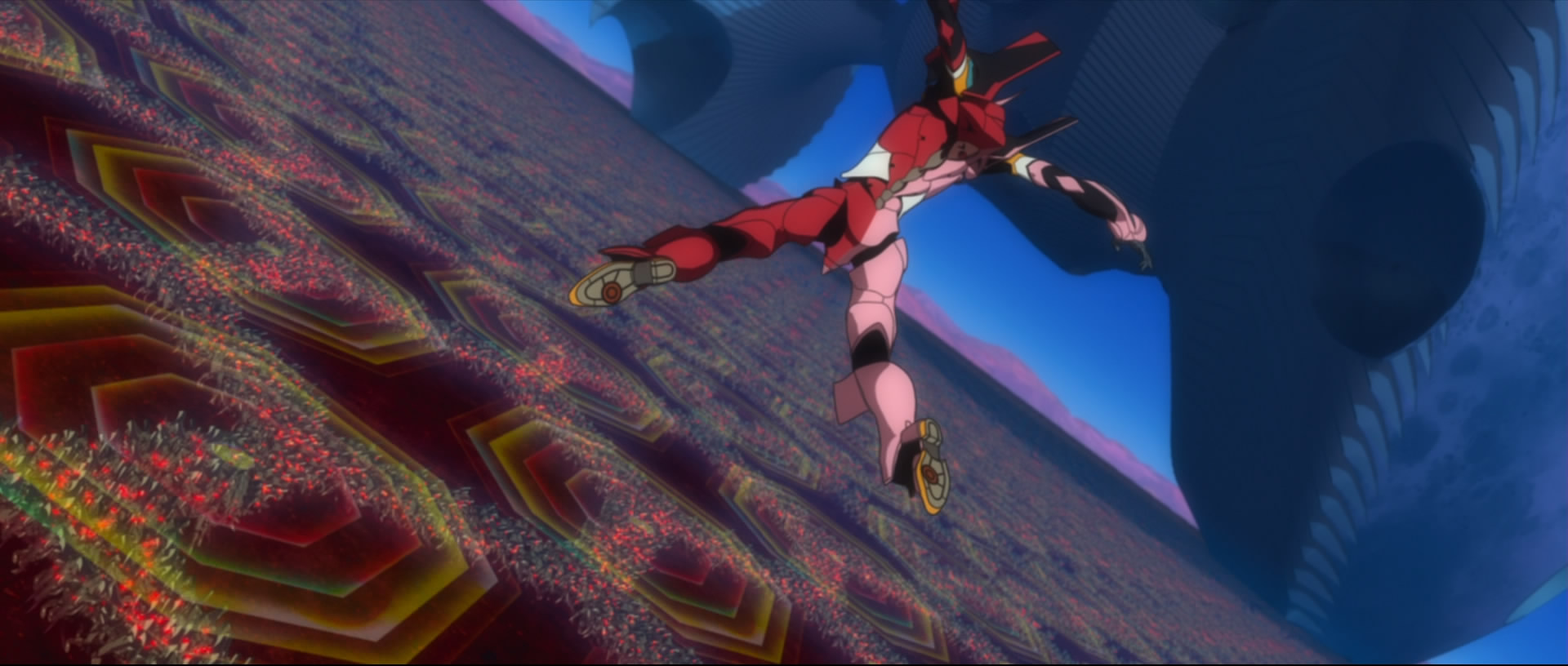 Evangelion 3 33 Movie Thoughts Anime Evo