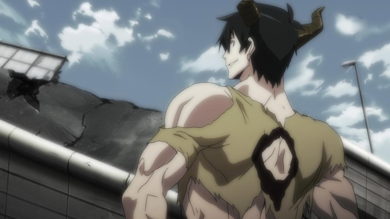 Hataraku Maou-sama Review - Anime Evo