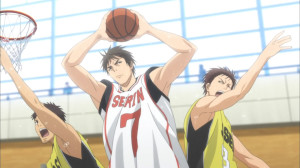 Kuroko's Basketball 2 - 03 - 12