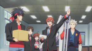 Little Busters! Refrain - 01 - 03