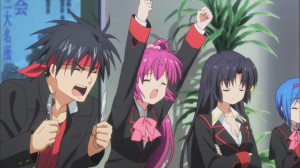 Little Busters! Refrain - 01 - 05