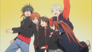 Little Busters! Refrain - 01 - 21