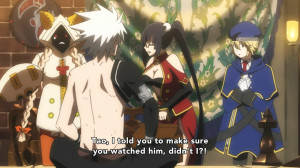 BlazBlue - Alter Memory - 04 - 23