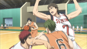 Kuroko's Basketball 2 - 5 - 09
