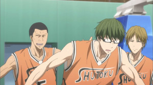 Kuroko's Basketball 2 - 5 - 16