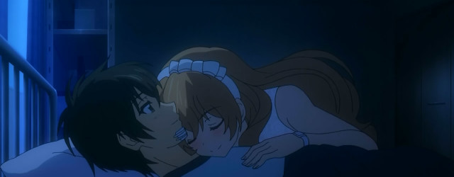 Golden Time - 10 - Anime Evo