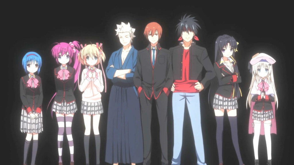 Little Busters! Refrain - 11 - 15