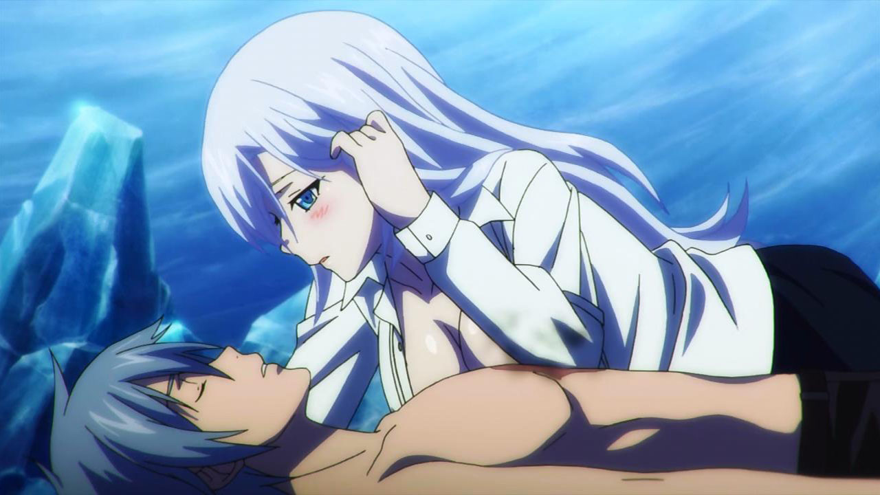strike the blood hentai