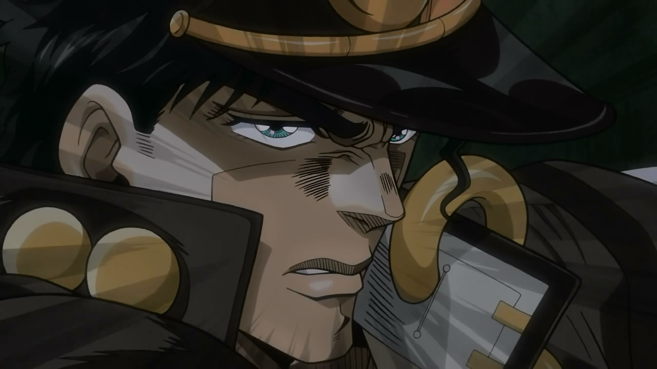 JoJo's Bizarre Adventure: Stardust Crusaders - 01 [First ...