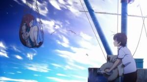 Nagi no Asukara Review - 03