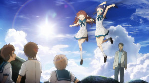 Nagi no Asukara Review - 04