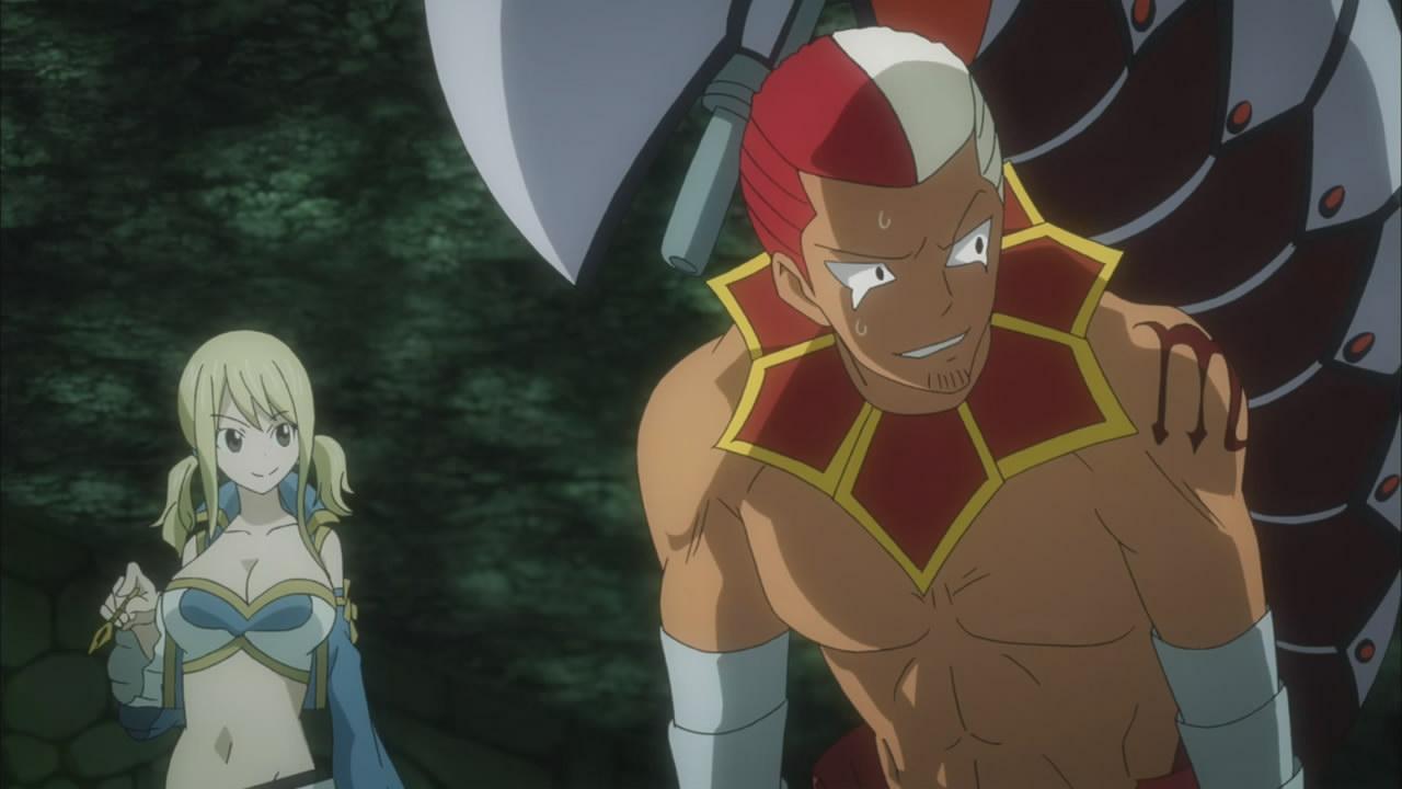 Fairy Tail Aquarius And Scorpio | www.pixshark.com ...