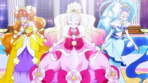 Go Princess PreCure 3