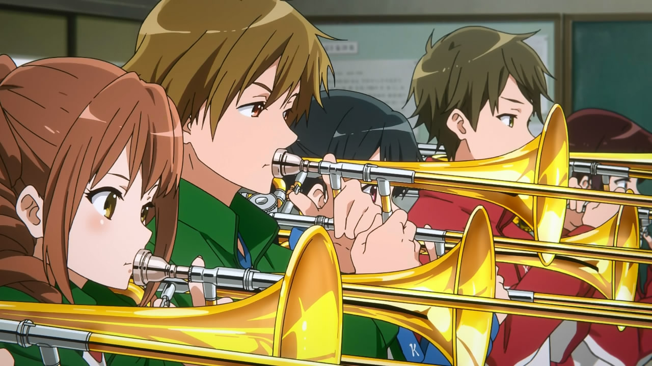 Kumiko is a girl who was part of her middle school concert band and they fell short of advancing to more serious competitions