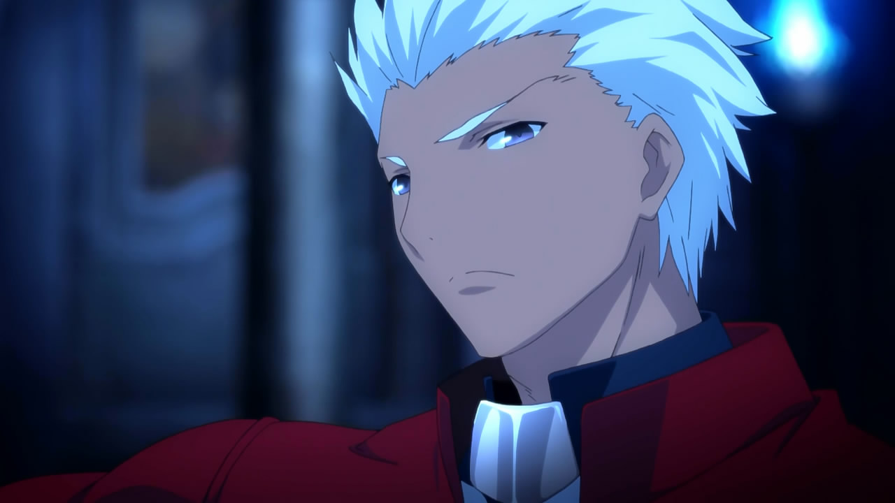 Fate Stay Night Unlimited Blade Works 13 Anime Evo