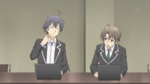 Yahari Ore no Seishun Love Comedy wa Machigatteiru Zoku -  07 - 13