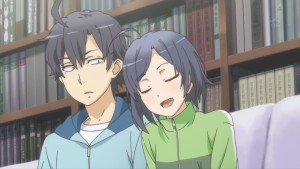Yahari Ore no Seishun Love Comedy wa Machigatteiru. Zoku - 05 - 02