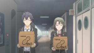 Yahari Ore no Seishun Love Comedy wa Machigatteiru. Zoku - 05 - 11