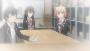 Yahari Ore no Seishun Love Comedy wa Machigatteiru. Zoku - 05 - 12