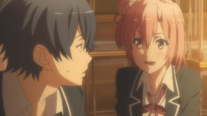 Yahari Ore no Seishun Love Comedy wa Machigatteiru. Zoku - 05 - 14