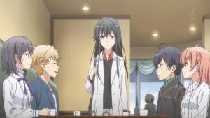 Yahari Ore no Seishun Love Comedy wa Machigatteiru Zoku - 10 - 03