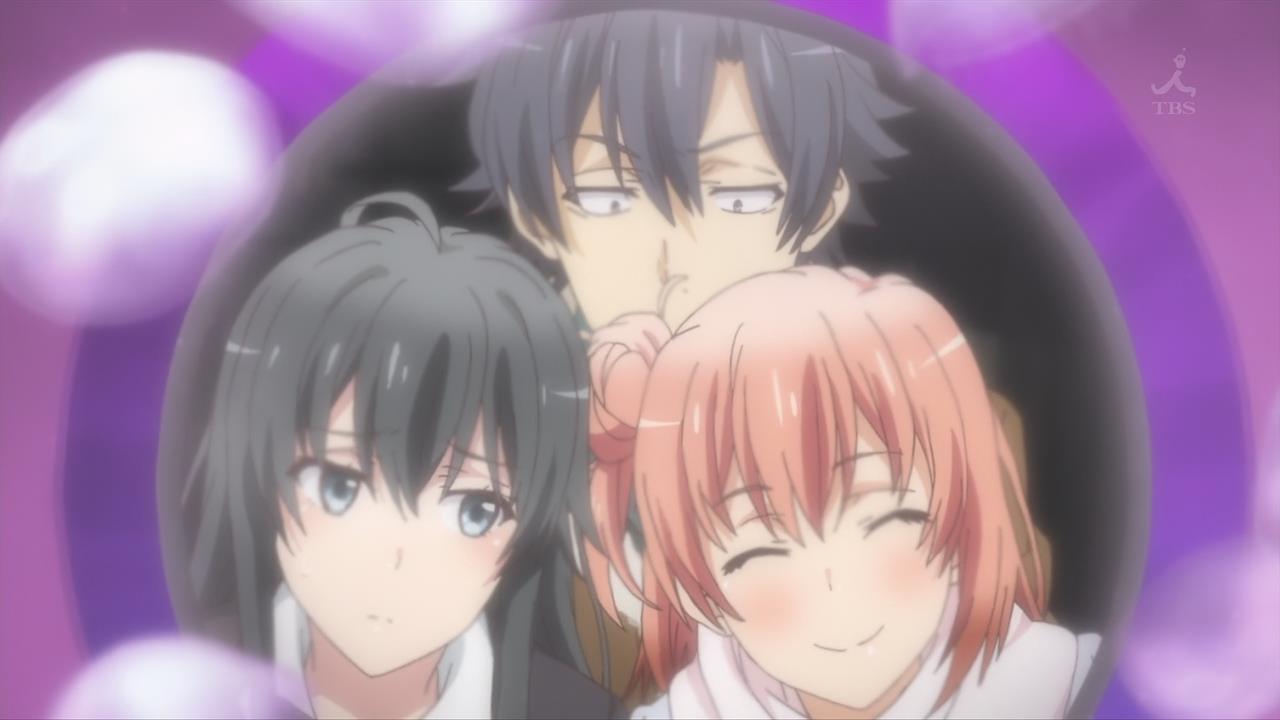 Yahari ore no seishun love comedy wa machigatteiru zoku 13 24 1
