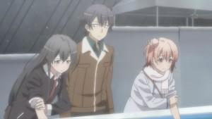 Yahari Ore no Seishun Love Comedy wa Machigatteiru Zoku - 13 - 24 (4)