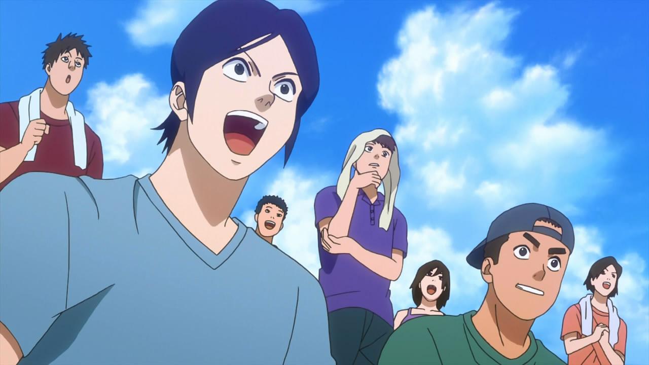 Baby steps 2   15   anime evo