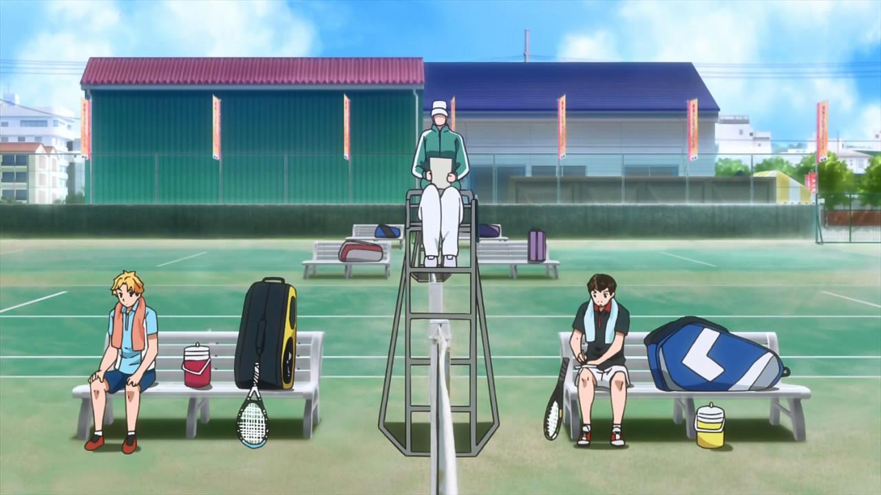 Baby steps 2   17   anime evo