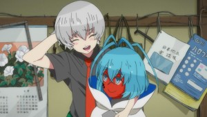 Gatchaman Crowds Insight - 16