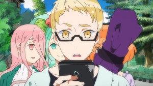 Gatchaman Crowds Insight - 20