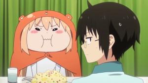 Himouto! Umaru-chan - 09